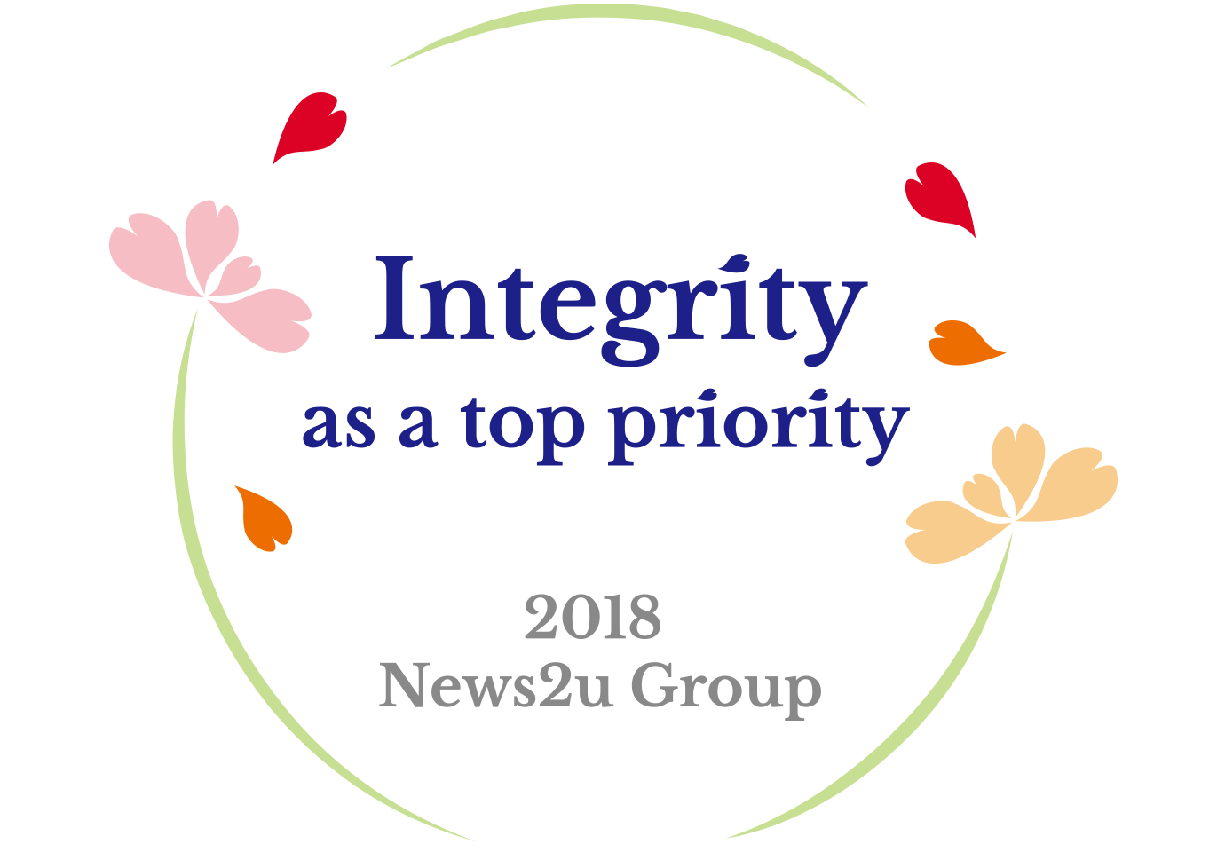 Integrity as a top priority